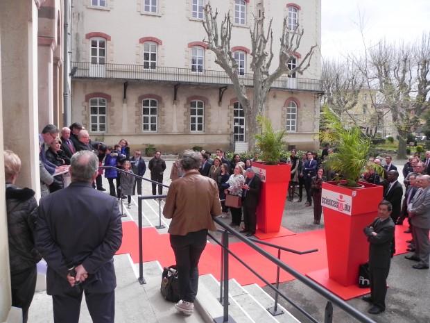 espace Philippe Séguin Sciences Po Aix