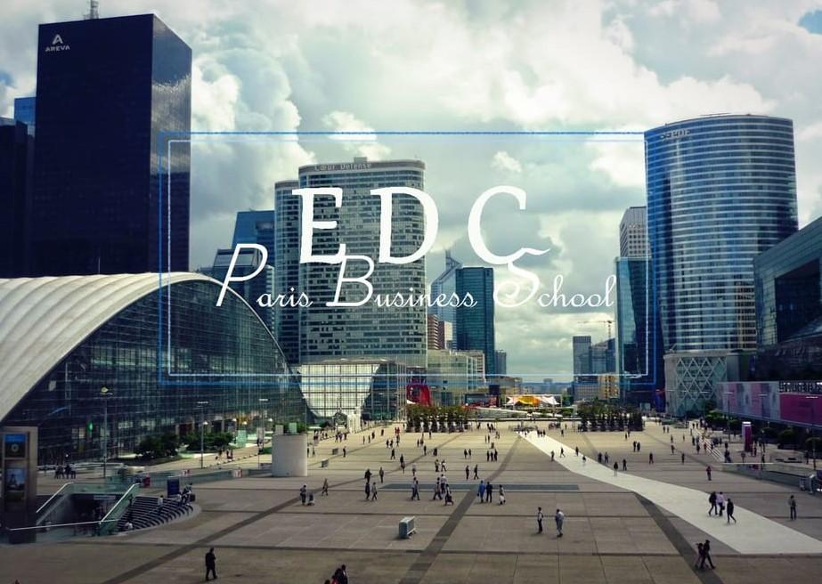 concours sesame école EDC