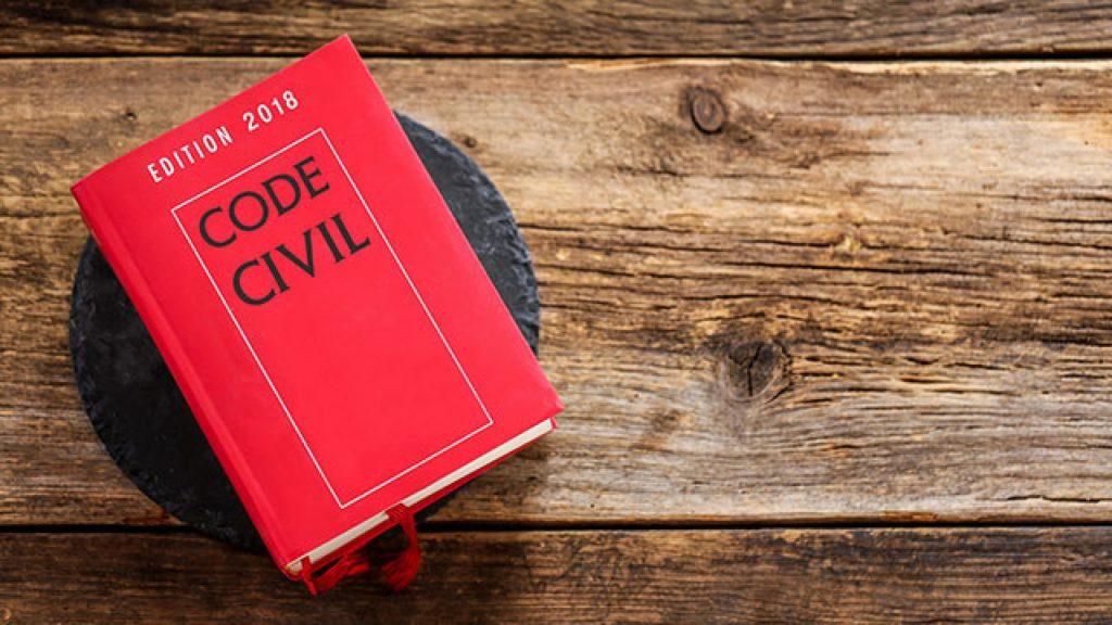 code civil prépa droit
